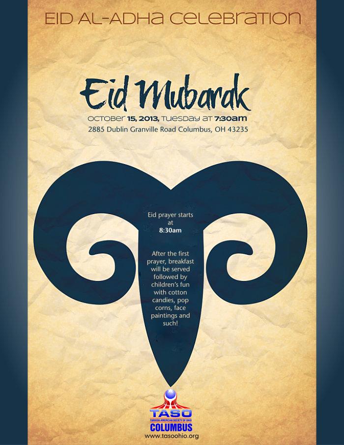 eid flyer