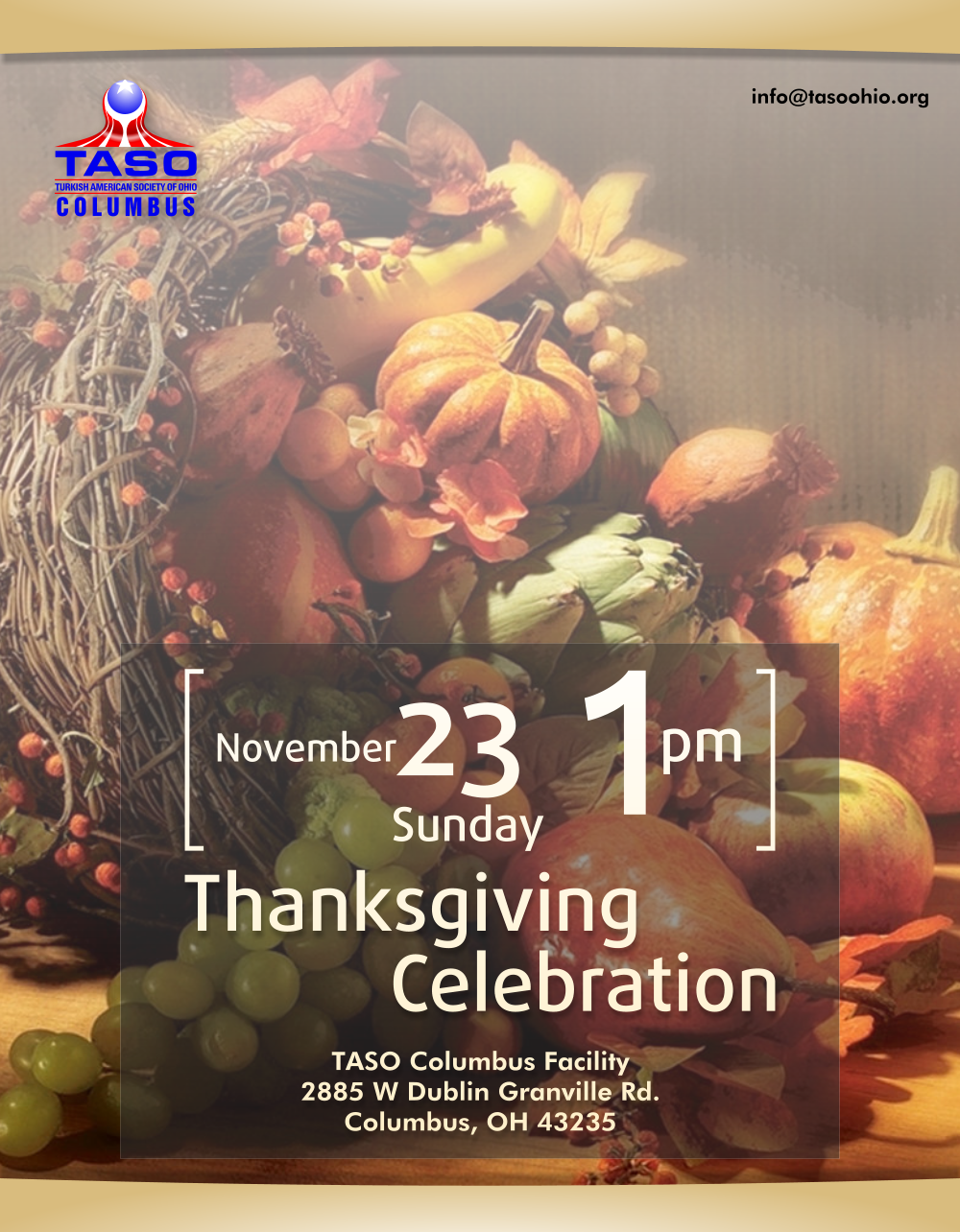Thanksgiving 2014 TASO